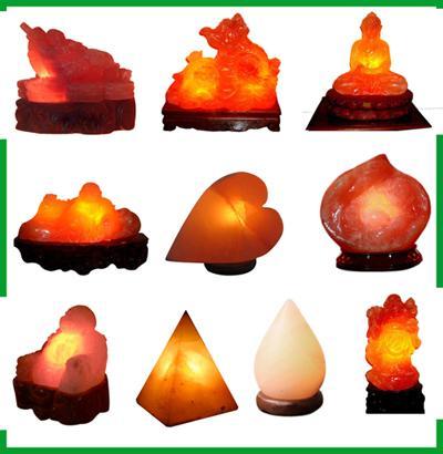 Mẹo lựa chọn đèn đá muối phong thủy Himalaya theo cung mệnh