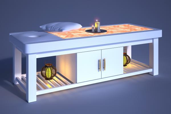 Tại sao nên sở hữu chiếc giường đá muối Himalaya tại nhà?