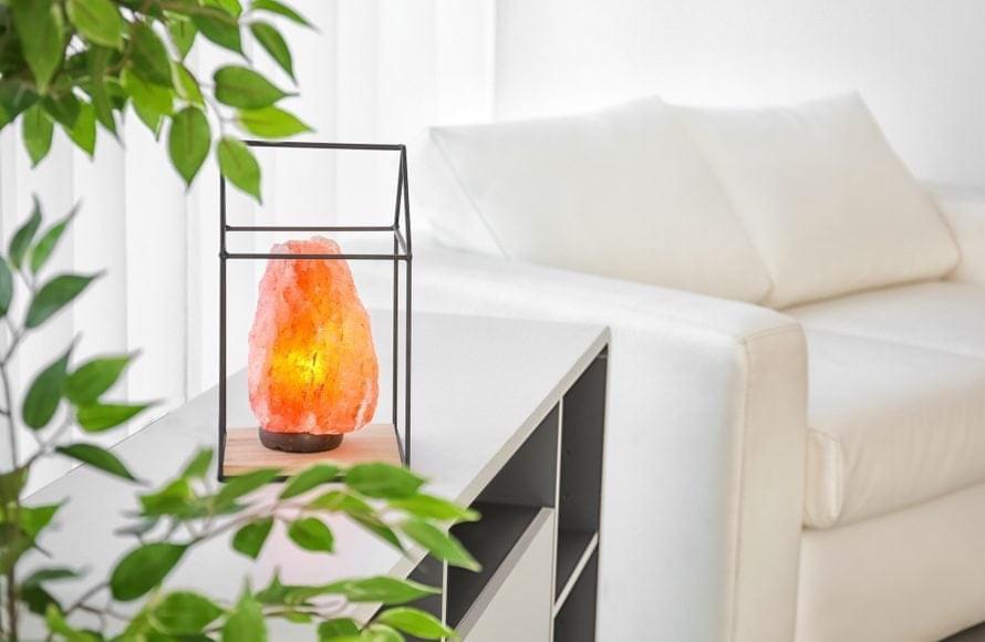 Mẹo trang trí nhà giảm stress hiệu quả với đèn xông tinh dầu Himalaya