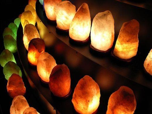 Chiêu tài lộc - Cầu may mắn với đèn đá muối tự nhiên Himalaya