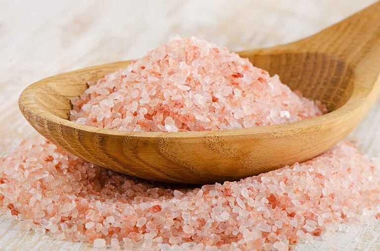 Món ngon cho sức khỏe với muối hồng Himalaya