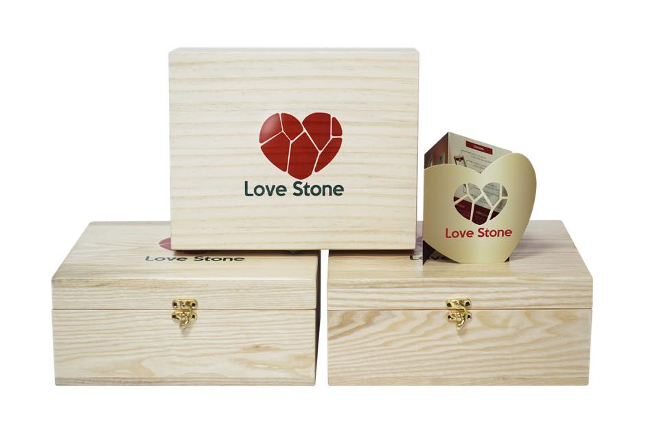 Kiểu dáng và mẫu mã mới nhất của Love Stone sắp ra mắt ngày
