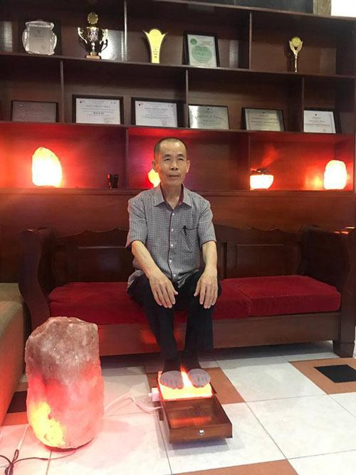 Giáo sư - Bác Sĩ y Học Cổ Truyền Taiwan