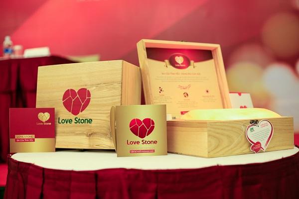 Đâu là nơi bán hộp đá muối massage chân Love Stone tại Bắc Ninh?