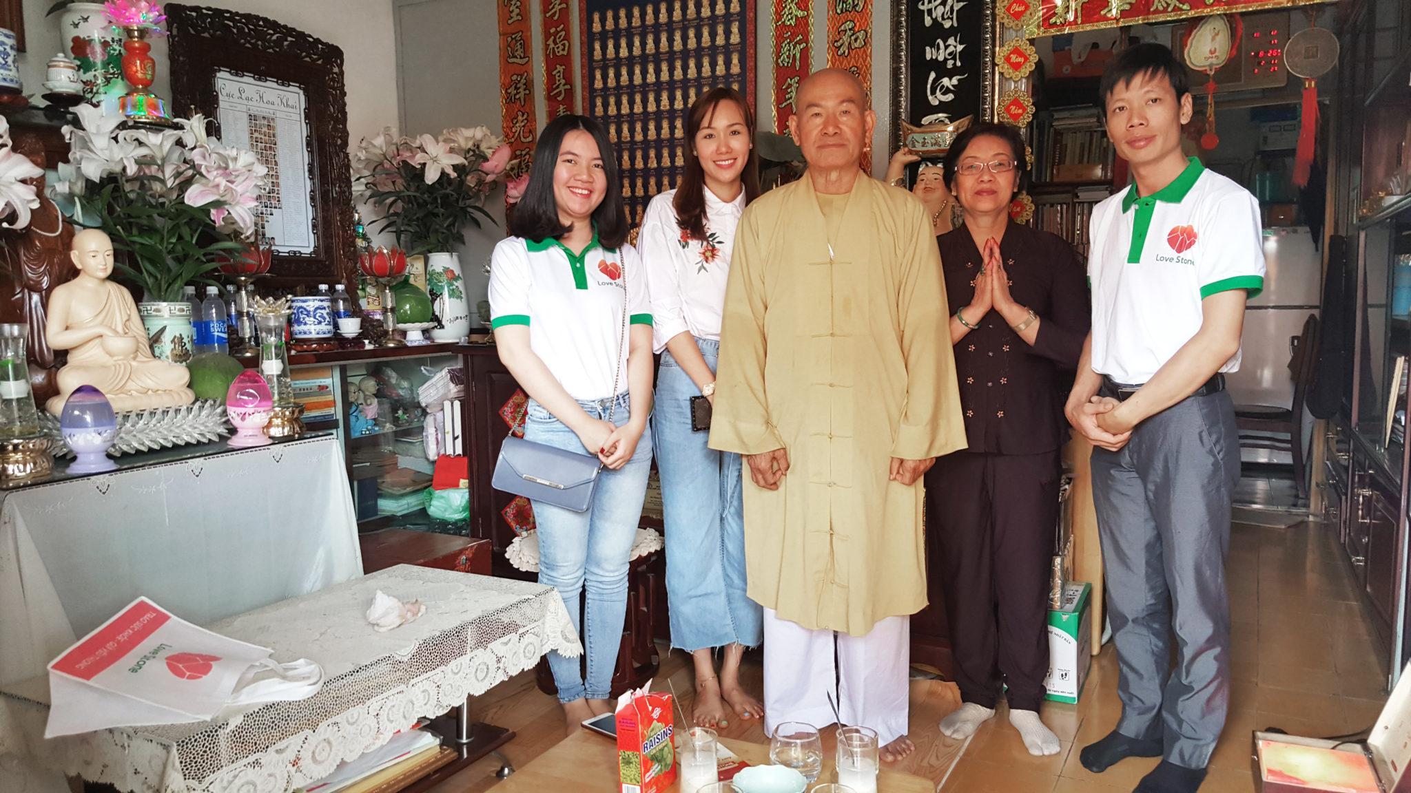 Hành trình 1000 ngôi chùa – kỳ 5: Cùng Hoa Hậu Kim Nguyễn Lan tỏa yêu thương
