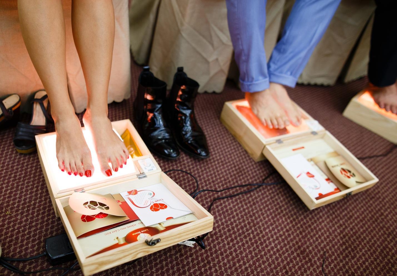 Truy tìm địa chỉ duy nhất bán hộp đá muối massage chân chất lượng nhất thị trường tại Đồng Tháp
