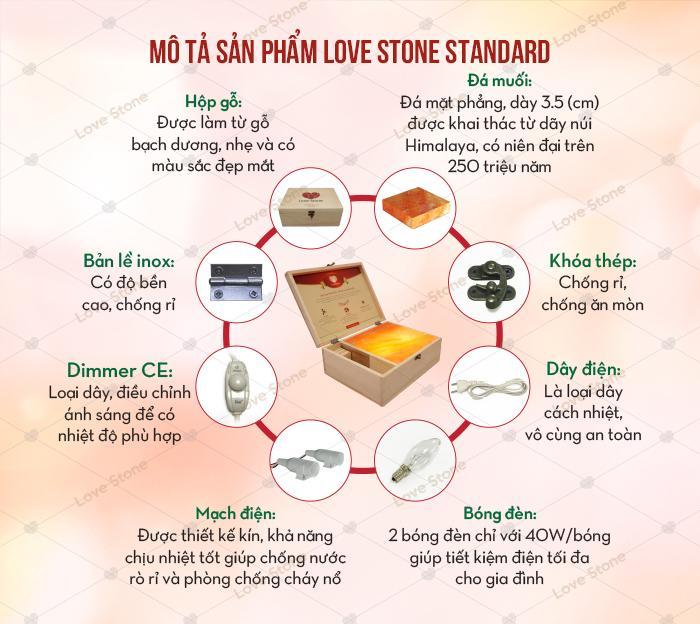Mua hộp đá muối massage chân ở đâu tại Vĩnh Phúc chất lượng?