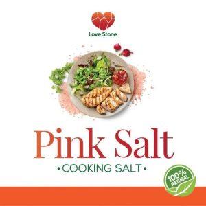 Muối ăn Pink Salt 300g