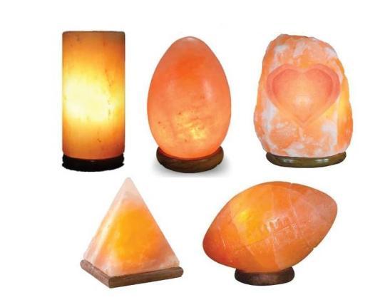 Đèn đá muối chế tác và những kiểu dáng được ưa chuộng nhất hiện nay