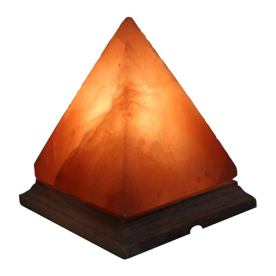 Đèn Đá Muối Hình Kim Tự Tháp