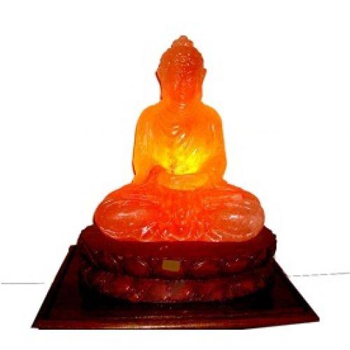 Đá Muối Phong Thủy Phật Tổ