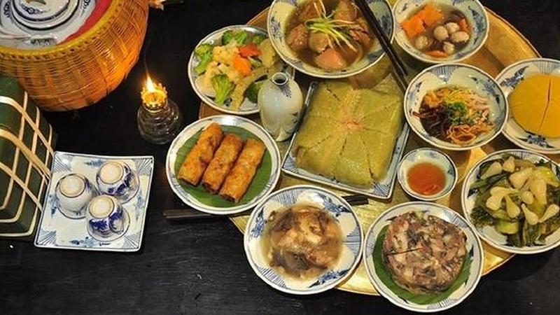 Lên thực đơn 5 món ăn cho tiệc giao thừa thêm ấm cúng và ngon miệng