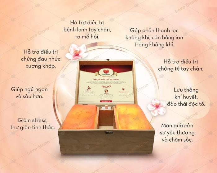 Hướng dẫn cách massage chân nhanh mà hiệu quả với Love Stone Magic